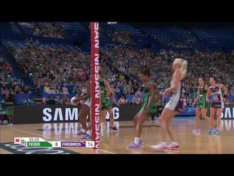 Jencke talks Gold Coast clash v Giants Netball - 7 Apr 2017