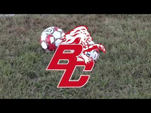 2018 Boyd County Boys Soccer Highlight Video