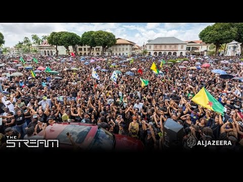 The Stream - French Guiana on strike