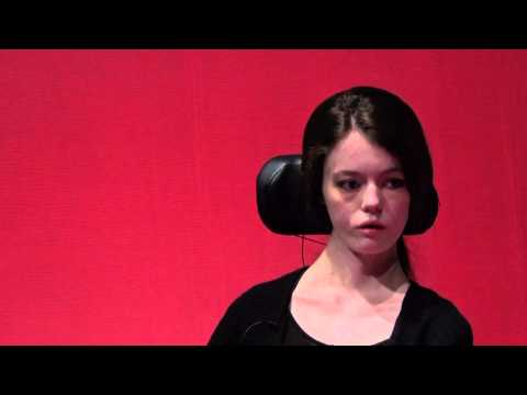 Talking about disability | Celeste Adams | TEDxYouth@AnnArbor