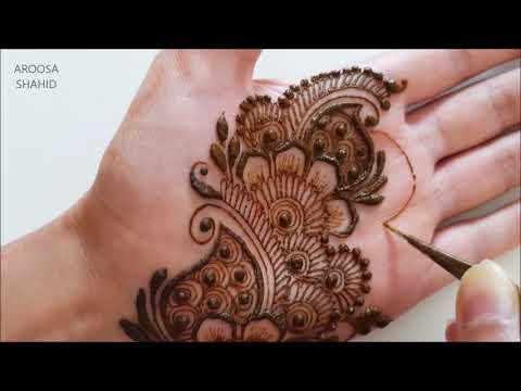 Eid Henna Mehendi Design