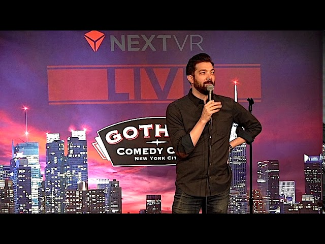 Ben Fisher at Gotham Comedy Club (4/10/2019)