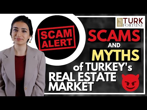 Myths and Scams in Turkish Real Estate and Citizenship Market 🚩