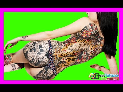 Best Women Tattoos 2017 HD | Top Awesome Tattoos For Womens 2017 Full HD