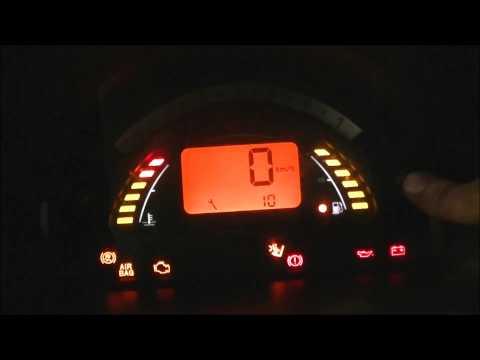 VídeoTutorial  HD | Puesta a 0 servicio Citroen C3 2001-2008