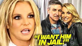 Britney Spears Finally Speaks On Her Dad Stepping Down From Conservatorship