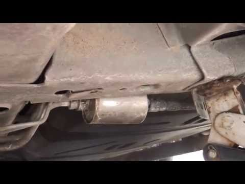 how to replace a fuel filter on a grand prix gtp youtube Fuel Pump Relay Switch Location