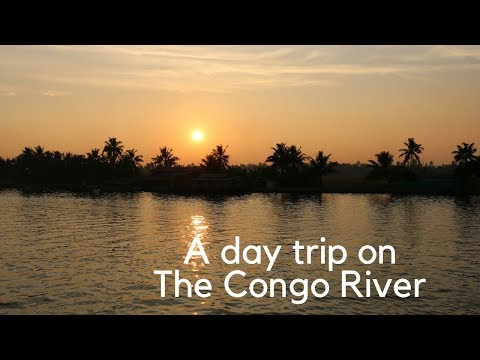 Day Trip on the Congo River