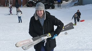 Malo skijalište za veliki obiteljski užitak
