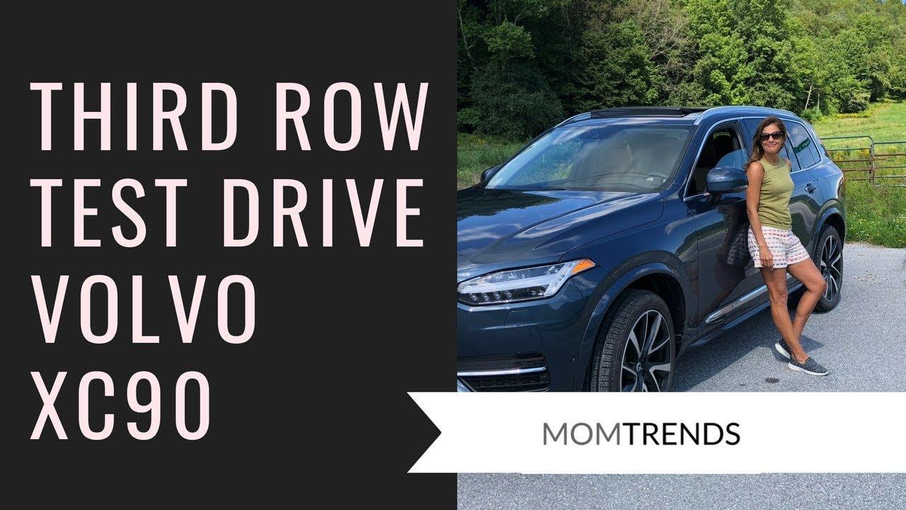 Volvo Xc90 2018 Third Row