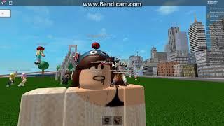 BANDIRUE IN ROBLOX EATHAN!!