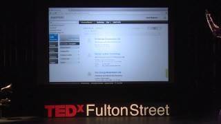 "Using ""big data"" to read business signals | Hank Weghorst | TEDxFultonStreet"