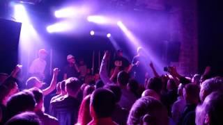 Genka/Paul Oja - Kõik (Remix) feat. Suur Papa, Metsakutsu, Reket, Beebilõust LIVE @ VonKraal