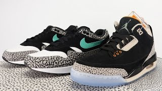 Air Jordan 3 Nike Air Max 1 ATMOS Pack + Comparison (Help Name This)