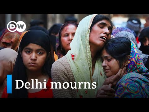 India rocked by worst religious violence in decades | DW New