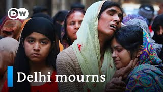 Delhi rocked by worst religious violence in decades | DW News
