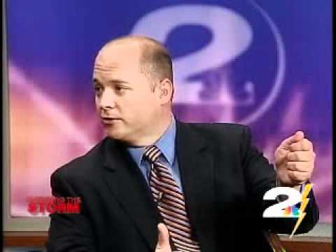 Hurricane Special on WCBD-TV 2 NBC