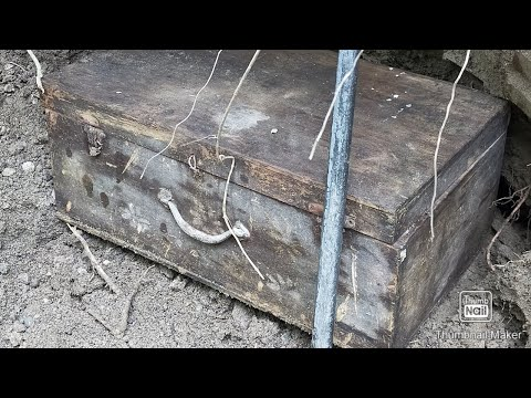 Yamashita treasure box found in the Philippines