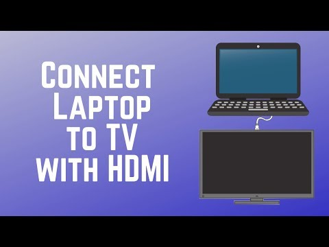How to Connect a Laptop to TV with HDMI Cable – Quick & Easy! from YouTube · Duration:  1 minutes 37 seconds