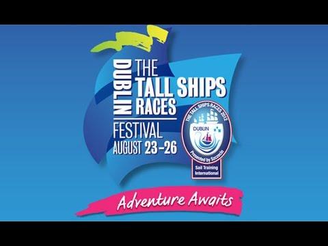 Crew Parade Dublin  - Tall Ships Races 2012