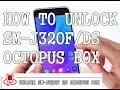 UNLOCK SM J320F DS OCTOPUS BOX