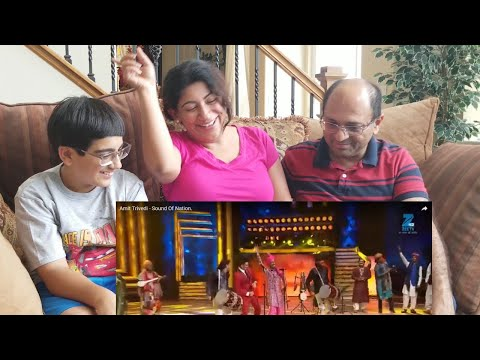 amit-trivedi---sound-of-the-nation-|-reaction-|-indian-youtuber-in-america