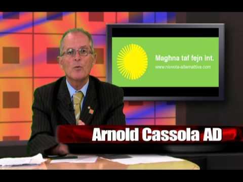 Prof. Arnold Cassola