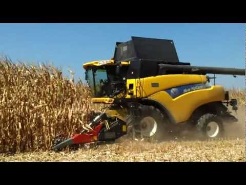 New Holland Cr Elevation