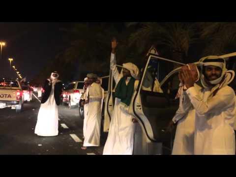 Arabic dance - Qatar National Day Night!!