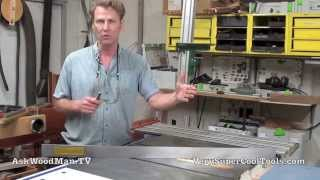 How Flat Is Your Table Saw Top?