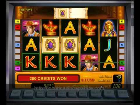 Câștigați mulți bani jucând Book of Ra aparate online gratuit!