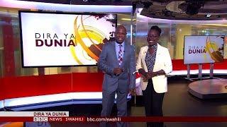 BBC DIRA YA DUNIA ALHAMISI 16.08.2018