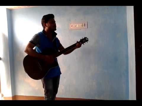 Bandeya unplugged-jazbaa cover by meraj shaikh