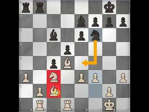 Moja analiza ciekawej partii błyskawicznej z kanału  Coffee Chess