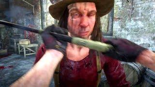 Red Dead Redemption 2 Gore - Funny & Brutal Moments Compilation Vol. 11 (Euphoria Ragdolls)