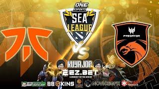 Geek Fam vs Team Adroit | Bo2 | ONE Esports Dota 2 SEA League