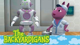 The Backyardigans: Robot Rampage Part 1 - Ep.61