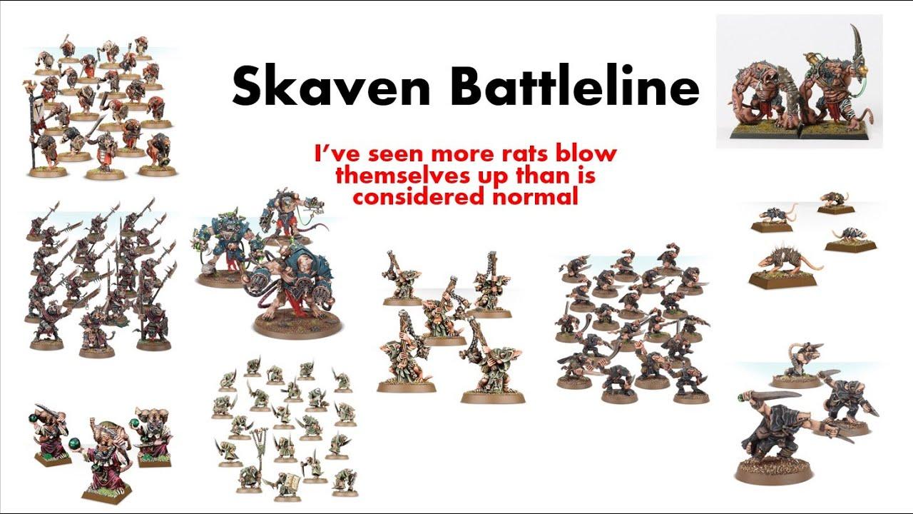 Download Skaven Battleline EXPLAINED
