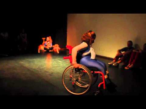 Que Passo - Cia Sacarte - integrated and contemporary dance
