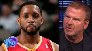 Rockets' owner leaves Tracy McGrady off of Houston's version of Mt. Rushmore | Now or Never