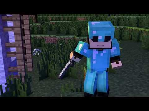 ♪ Evil Mobs - A Minecraft Parody of Animals By Maroon 5 (Music Video)