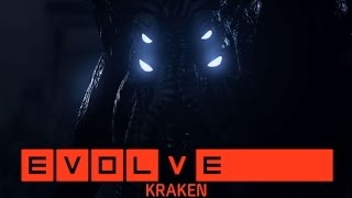 Kraken Gameplay - Evolve