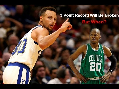 Why Stephen Curry Will Pass Ray Allen's All-Time 3-Point Record On THIS EXACT DATE