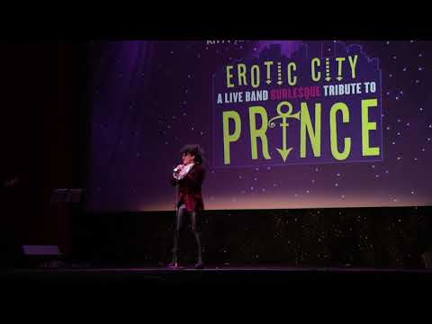 Erotic City: A Live Band Tribute To Prince - I Would Die 4 U