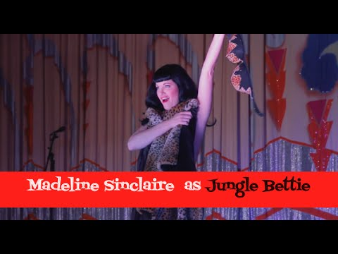 Madeline Sinclaire as Jungle Bettie