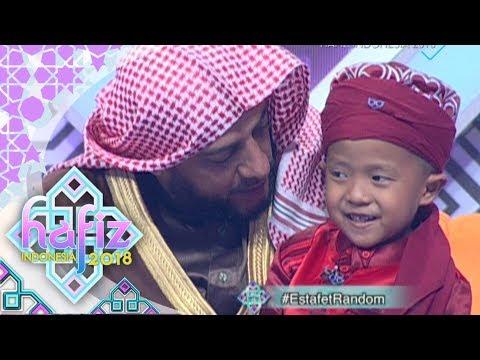 HAFIZ INDONESIA 2018 - Abdurohman Dimarahin Syeikh Ali Jaber Hehehe [23 Mei 2018]
