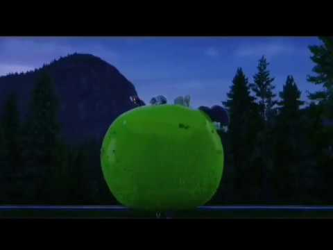 Download Hotel Transylvania 2  Dracula and Gang Flying on Blobby Monster