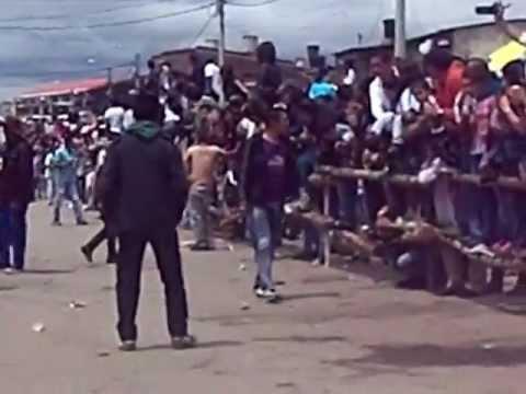 FERIAS Y FIESTAS EN UBATE-LA CALLEJA 2012