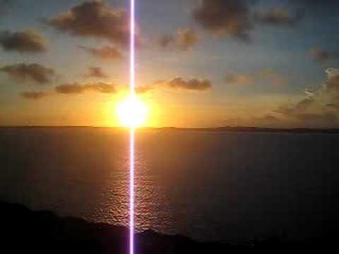 伊良部島の朝日ベストスポットは牧山展望台