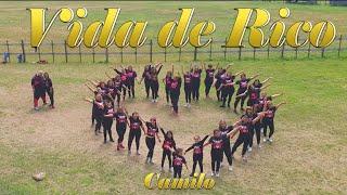 Vida de Rico - Camilo - Coreografía Zumba By TEAM COR #CAMILO